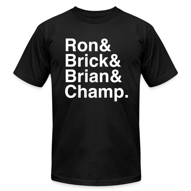 Anchorman - Men's Fine Jersey T-Shirt