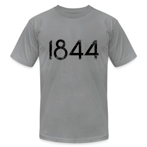 1844 Mens - Men's T-Shirt by American Apparel
