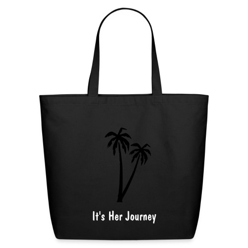 Her Journey tote - Eco-Friendly Cotton Tote