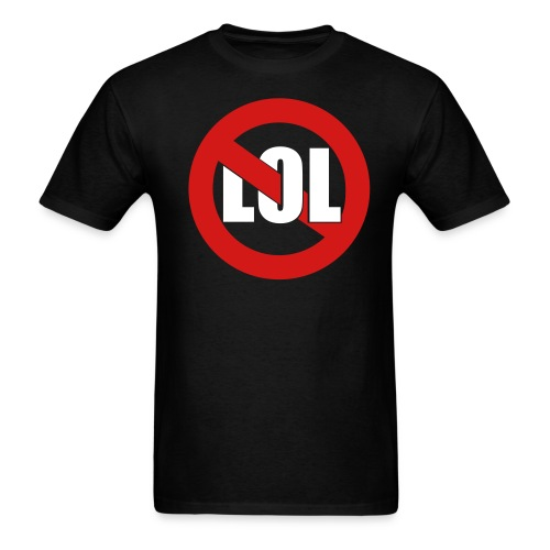 Anti LOL - Men's T-Shirt