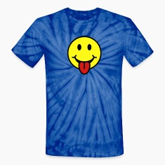 Smiley with Tongue T Shirt