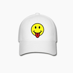 Smiley with Tongue Hat