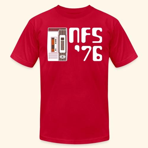 NFS '76 - Men's Fine Jersey T-Shirt