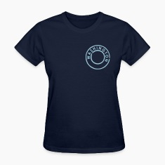 Navy Washington Women's T-shirts