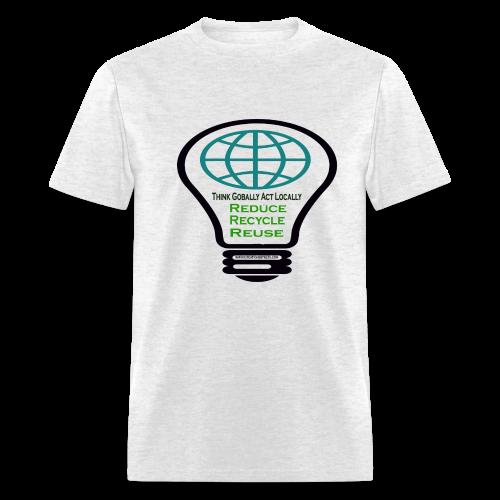 Reduce, recycle, reuse - Men's T-Shirt
