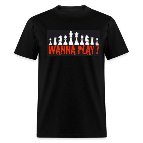 Wanna play? - Men's T-Shirt