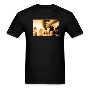 Nice chess picture - Men's T-Shirt
