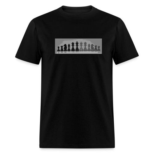 Chess pieces - Men's T-Shirt