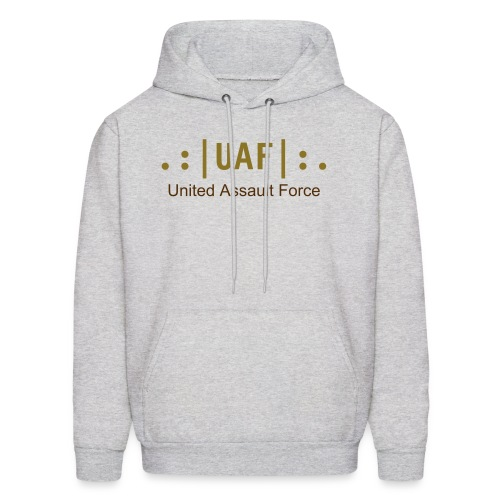 .:|UAF|:.Men's Hooded Sweatshirt - Men's Hoodie
