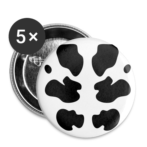 Rorschach - Large Buttons