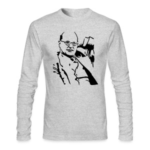 Bonhoeffer - Men's Long Sleeve T-Shirt by Next Level