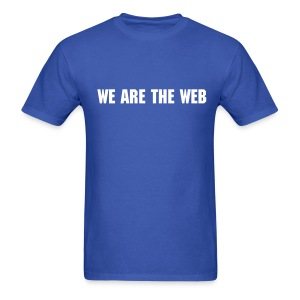 We are the Web - Men's T-Shirt