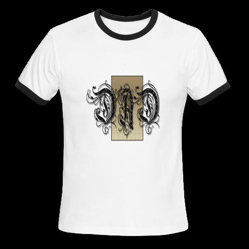 Dad - Men's Ringer T-Shirt
