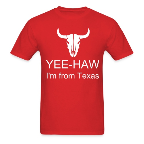 Yee haw shirt - Men's T-Shirt