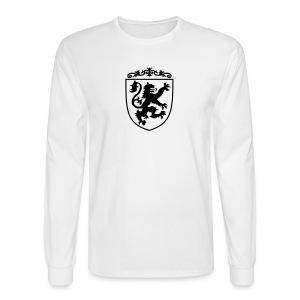 LION SHEILD TEE - Men's Long Sleeve T-Shirt