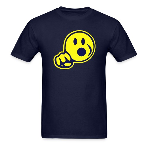 SMILEY B.J. TEE - Men's T-Shirt