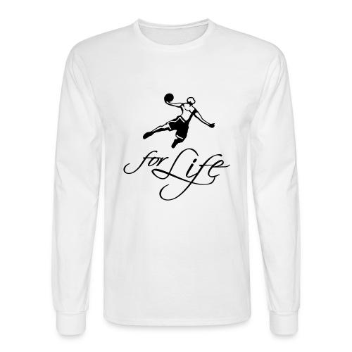 BB for life - Men's Long Sleeve T-Shirt