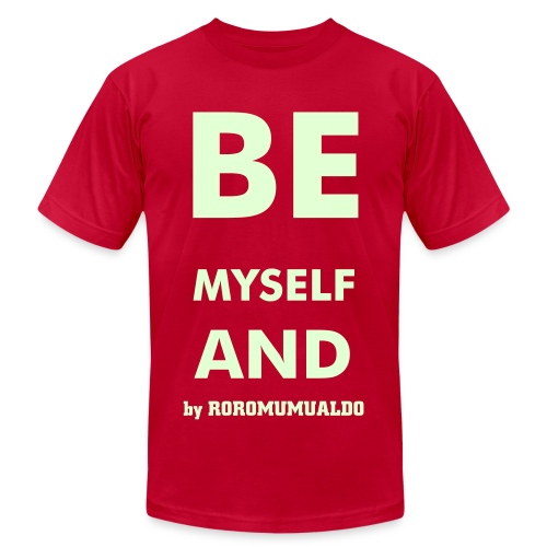 Be my male - Men's  Jersey T-Shirt