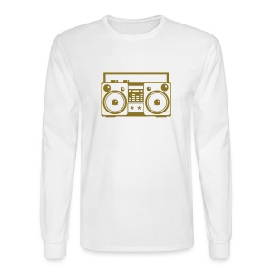 Jam Box Long Sleeve Tee - Men's Long Sleeve T-Shirt