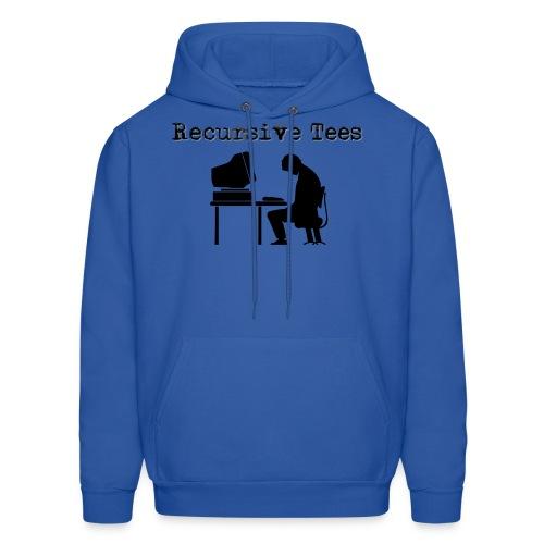 Recursive Tees - Computer Hoodie - Men's Hoodie