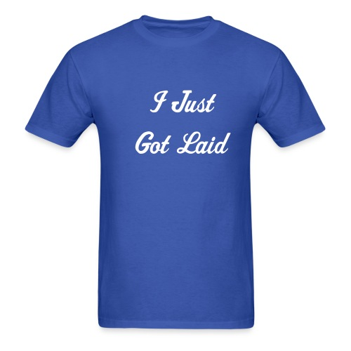 Laid Off T-shirt - Men's T-Shirt
