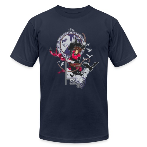 What A Horrible Night to have a Curse  - Men's Fine Jersey T-Shirt