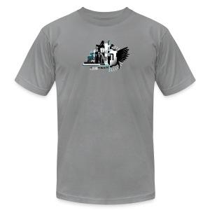 MenschMaschine Tight Mens - Men's Fine Jersey T-Shirt