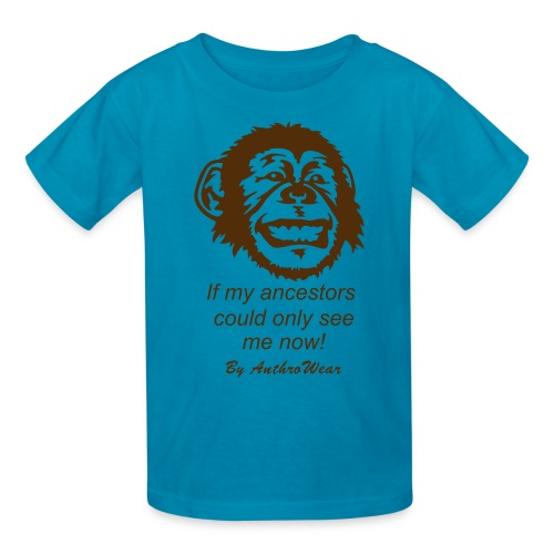 Evolution 2 - Kids' T-Shirt