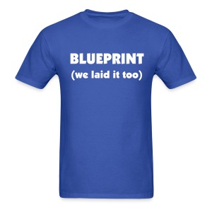 MAB - Blueprint - Men's Tee - Men's T-Shirt