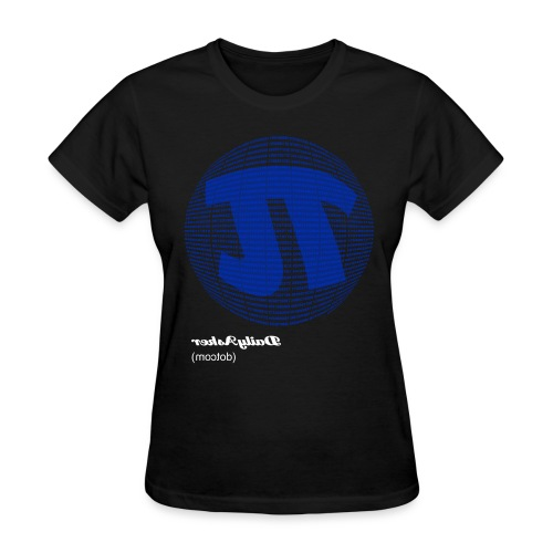 women's pi-in-the-mirror - Women's T-Shirt