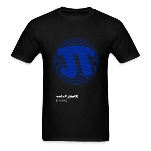 pi-in-the-mirror - Men's T-Shirt