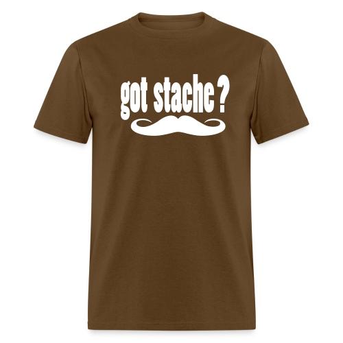 Got Stache? - Men's T-Shirt