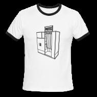 T-Shirts ~ Men's Ringer T-Shirt ~ Photobooth.net Men's Ringer T-Shirt