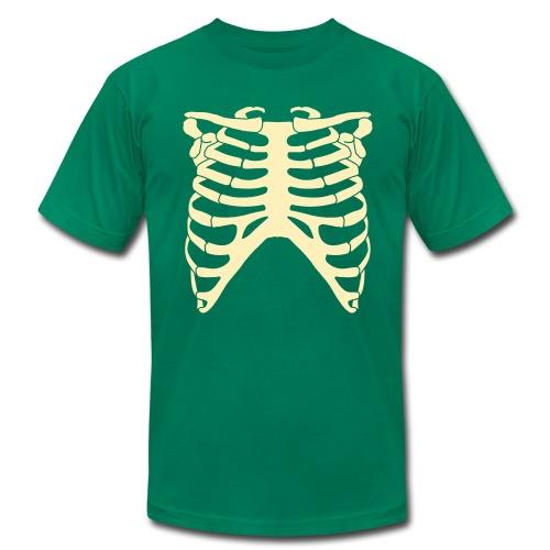 Skeleton Inside - Men's Fine Jersey T-Shirt