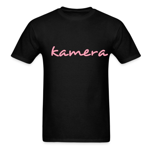 ORIGINAL black and pink - Men's T-Shirt