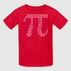 Red pi Kids Shirts - Kids' T-Shirt