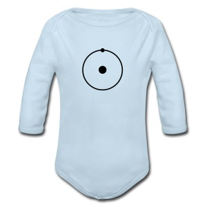 Dr. Baby Manhattan - Long Sleeve Baby Bodysuit