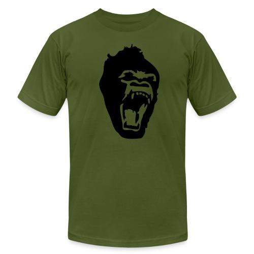Screaming Gorilla - Men's  Jersey T-Shirt