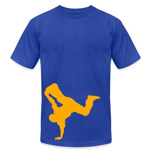 Breakdancer 1 - Men's  Jersey T-Shirt