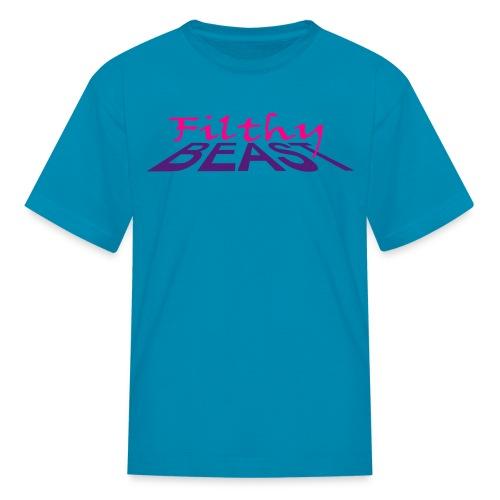 Filthy Beast - Kids' T-Shirt