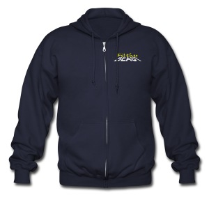 Imaginary World Tour - Men's Zip Hoodie