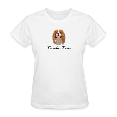 Cavalier Lover - Women's T-Shirt