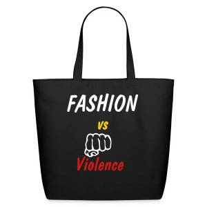 Violence - Eco-Friendly Cotton Tote