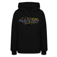 Hoodies ~ Women's Hoodie ~ Restoration Cloud