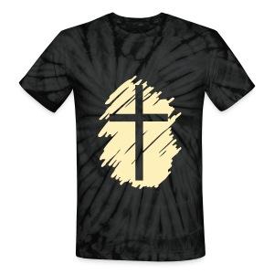 Grace Tie-dye Tee - Unisex Tie Dye T-Shirt