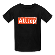 Kids' Shirts ~ Kids' T-Shirt ~ Alltop Kid's T