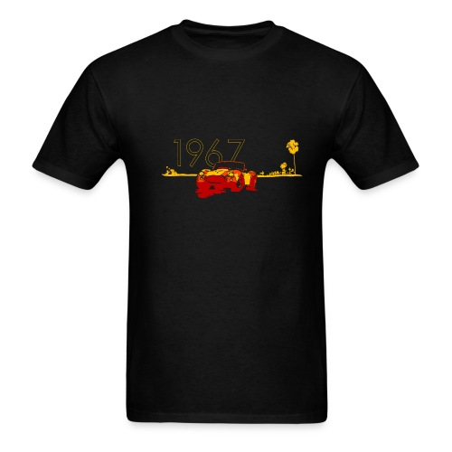 '67 shelby - Men's T-Shirt