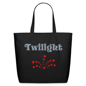 Twiilght Tote - Eco-Friendly Cotton Tote