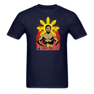 PACQUIAO navy blue - Men's T-Shirt