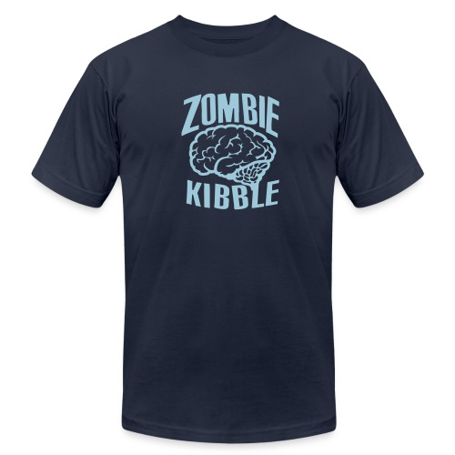 Zombie Kibble - Men's  Jersey T-Shirt